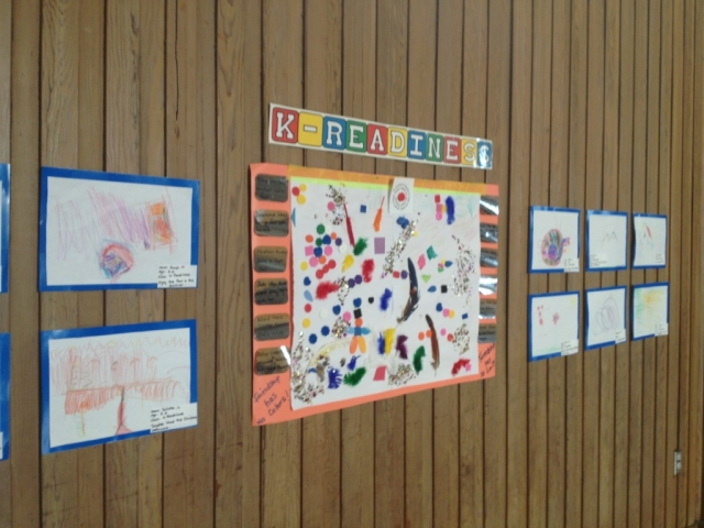 Learning Center Family Art Show 1
