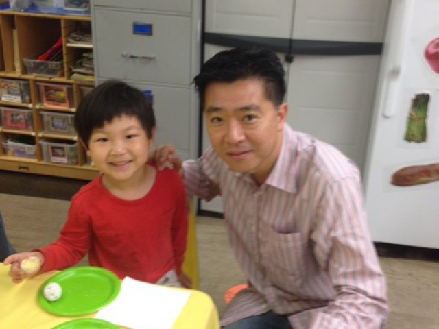 Donuts with Dad 2015 2