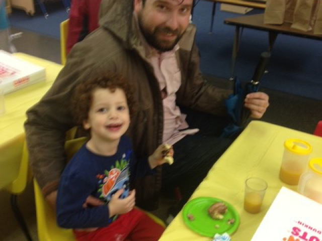 Donuts with Dad 2015 1