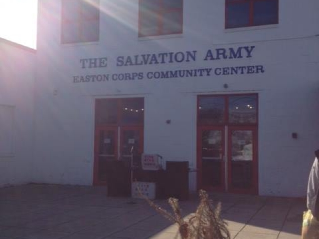 Salvation Army Community Day 3