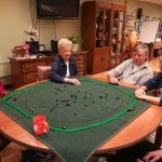 Social Interactions Benefit Seniors With Dementia