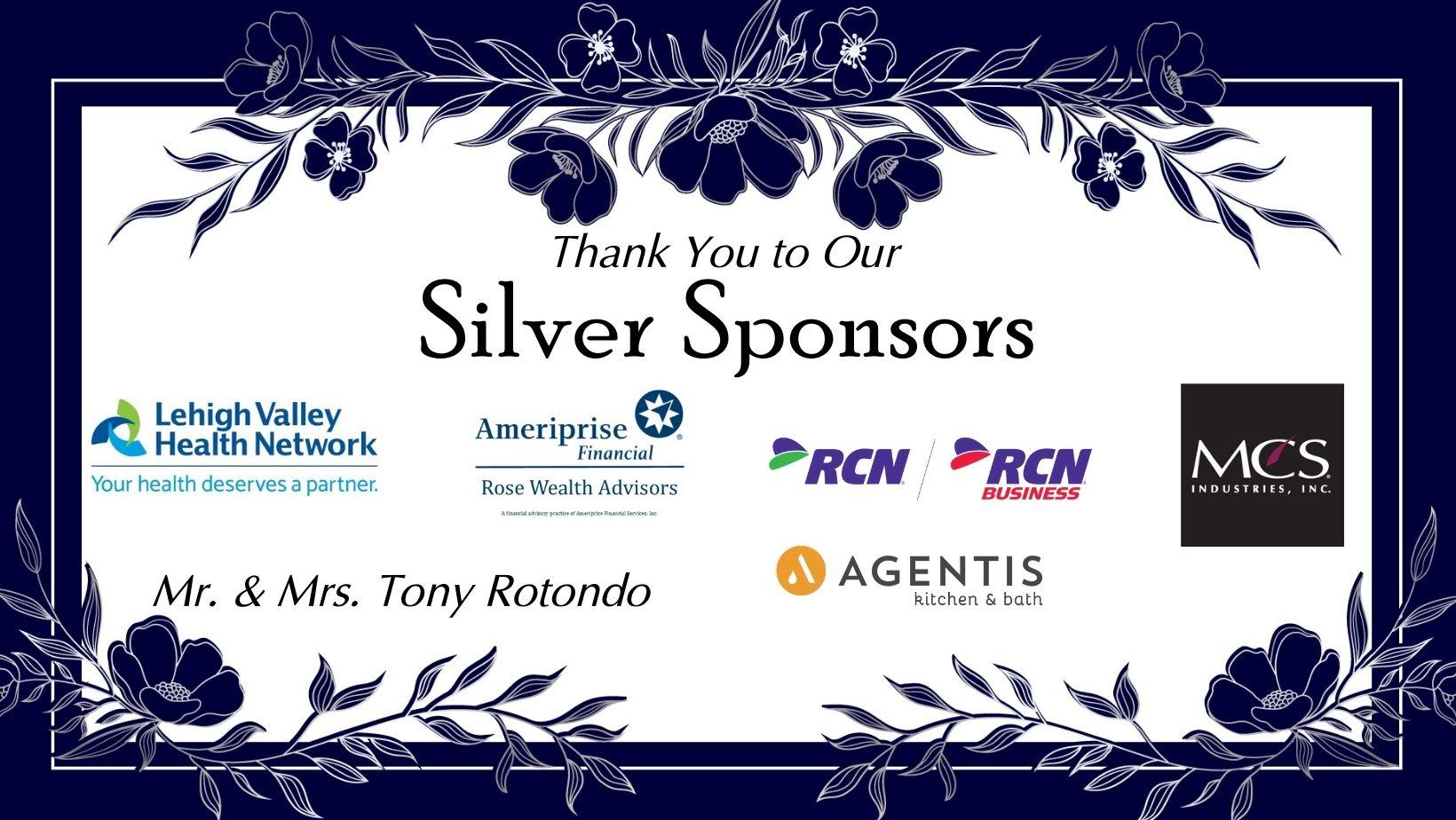 Silver Sponsors Feb 24